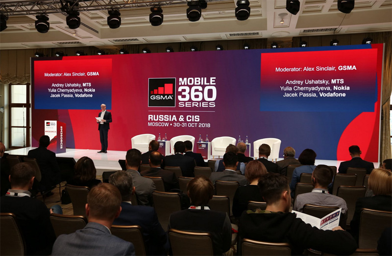 GSMA Mobile 360 Series - Eurasia