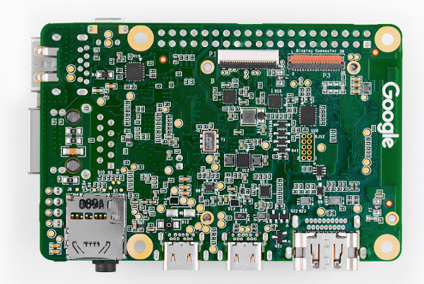 Coral Development Board