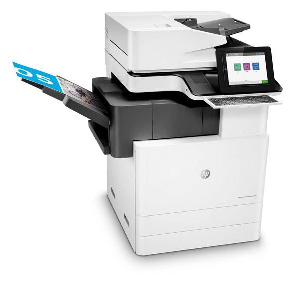 МФУ HP Color LaserJet Managed E87640