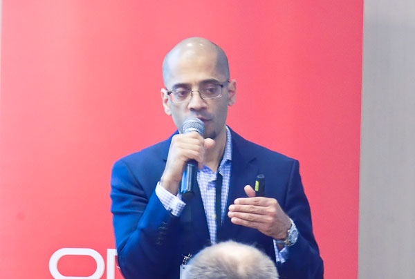 Mughees Minhas, VP of Product Management, Database Management, Oracle